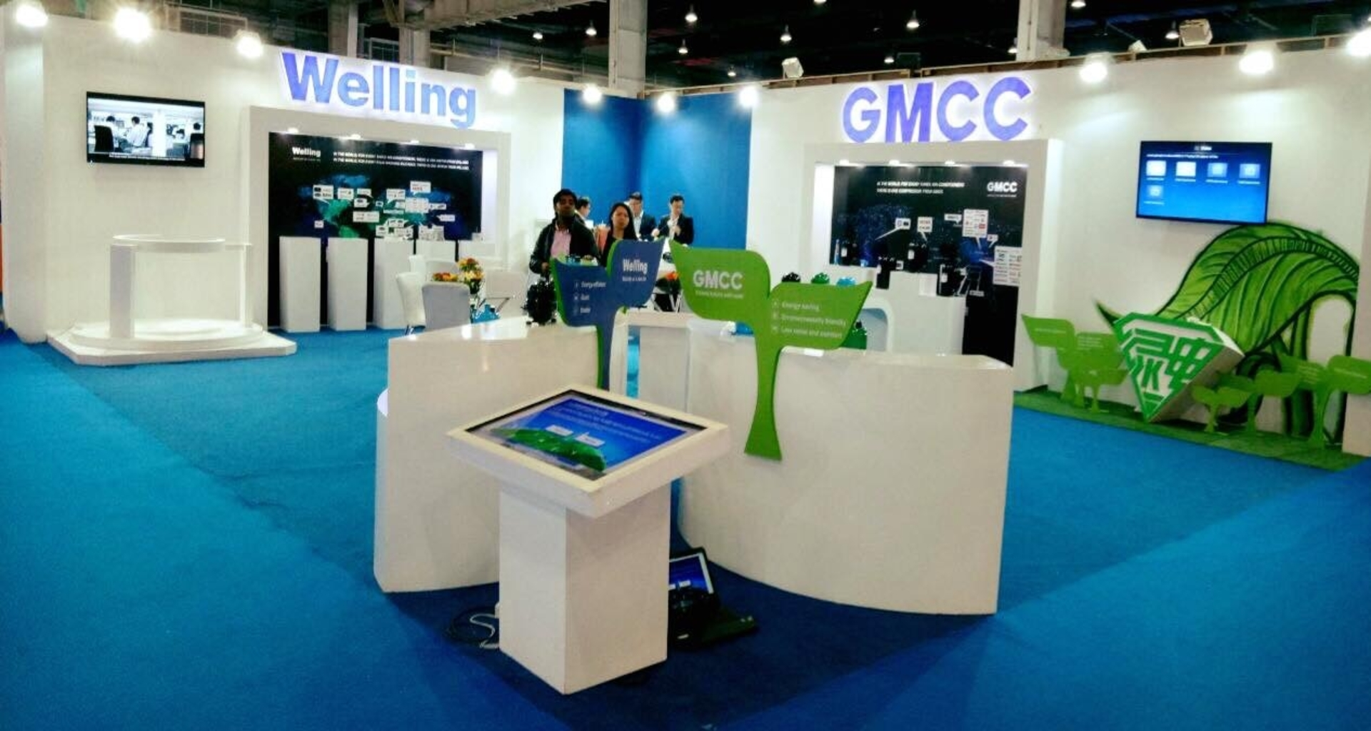 Exhibition Stall Fabricators In : Exhibition booth fabricator stall designer